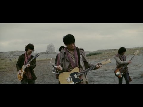 「足音 〜 Be Strong」 Music Video