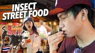 Thailand Street Food!! | Ranz and Niana