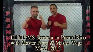 preview picture of video 'III INT FMS SEM PUERTO RICO 2012- Master Pinto & Master Vega'