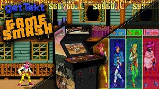 Sunset Riders: gameSmash Arcade Game Play