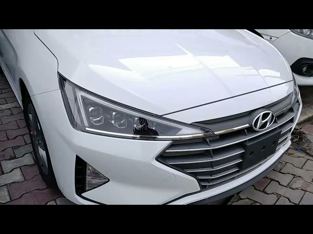 Hyundai Elantra 2021 for Sale in Lahore