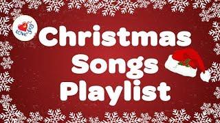 Christmas Songs Playlist 2017 with Lyrics   Christmas Carols & Songs   Children Love to Sing