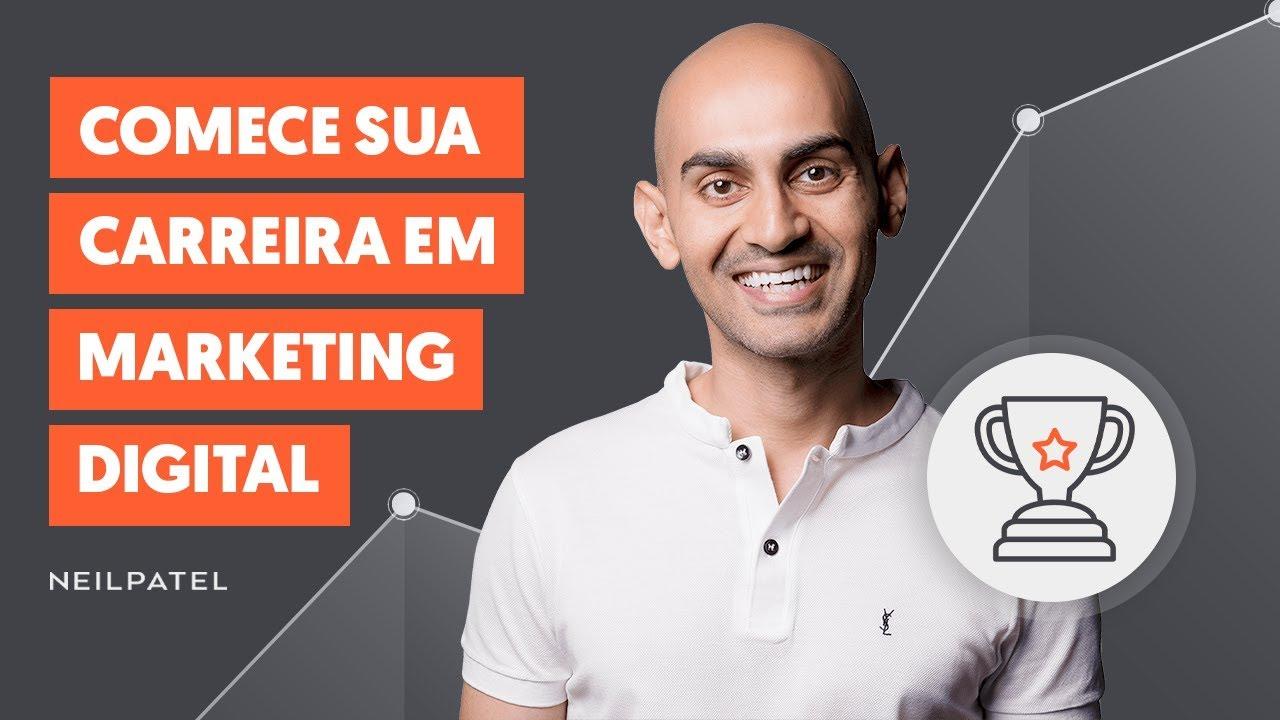 Como Começar Uma Carreira Em Marketing Digital em 2019