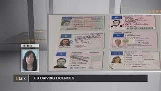 Renewing your driving licence within the EU - utalk