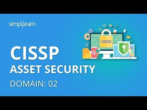 Asset Security   CISSP Training   Simplilearn - YouTube