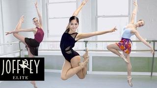 Ballet Competition Part 1 | JOFFREY ELITE EP 6