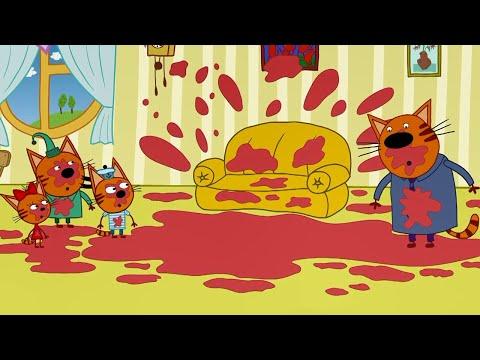 Три кота   Точно в цель   Серия 126   Мультфильмы для детей