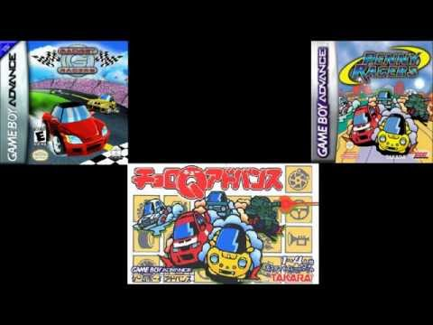 gba penny racers cool rom