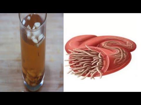 Marker helminthiasis HIV fertőzésben