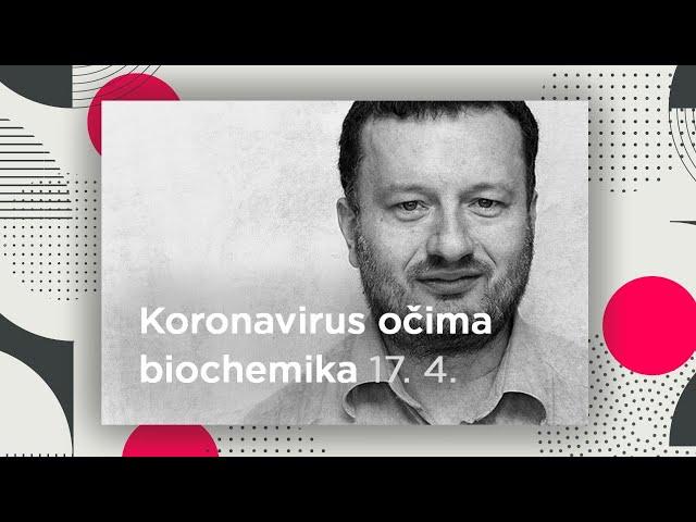 HOTV: Koronavirus očima biochemika