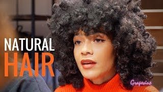 THE GRAPEVINE   NATURAL HAIR   S3EP14 (1/2)