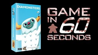 Diamonsters - 60 Second Review