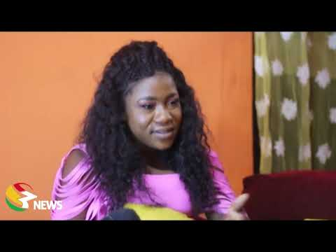 Rena Gray alleges acts of lesbianism has taken roots in the Ghana movie industry