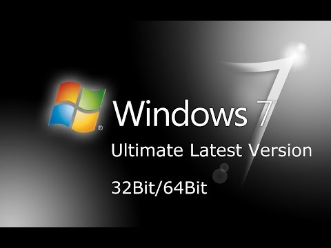 Video How to Download Windows 7 Ultimate free Latest version (2017)