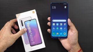 Xiaomi Redmi Note 8 Unboxing & Overview Ideal Phone