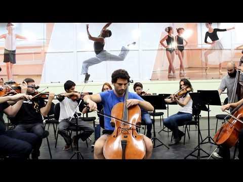 Bachianas Brasileiras No.1, Modinha (Villa-Lobos, Heitor) - Miguel Zaparolli, cello