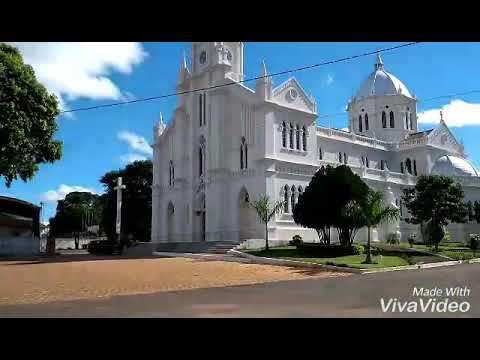 PRAÇA da Catedral e Santuário - Luz\MG - Música Clássica: Canon in D Major - Pachelbel