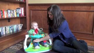 Fisher-Price Sit-Me-Up Floor Seat Review