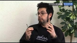 "preview picture of video 'Rubén Rincón (Vubi): ""Segovia de Izquierdas no se va a  presentar como tal a las elecciones""'"