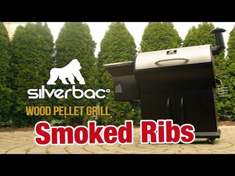 Smoked Ribs – GRILLA GRILLS