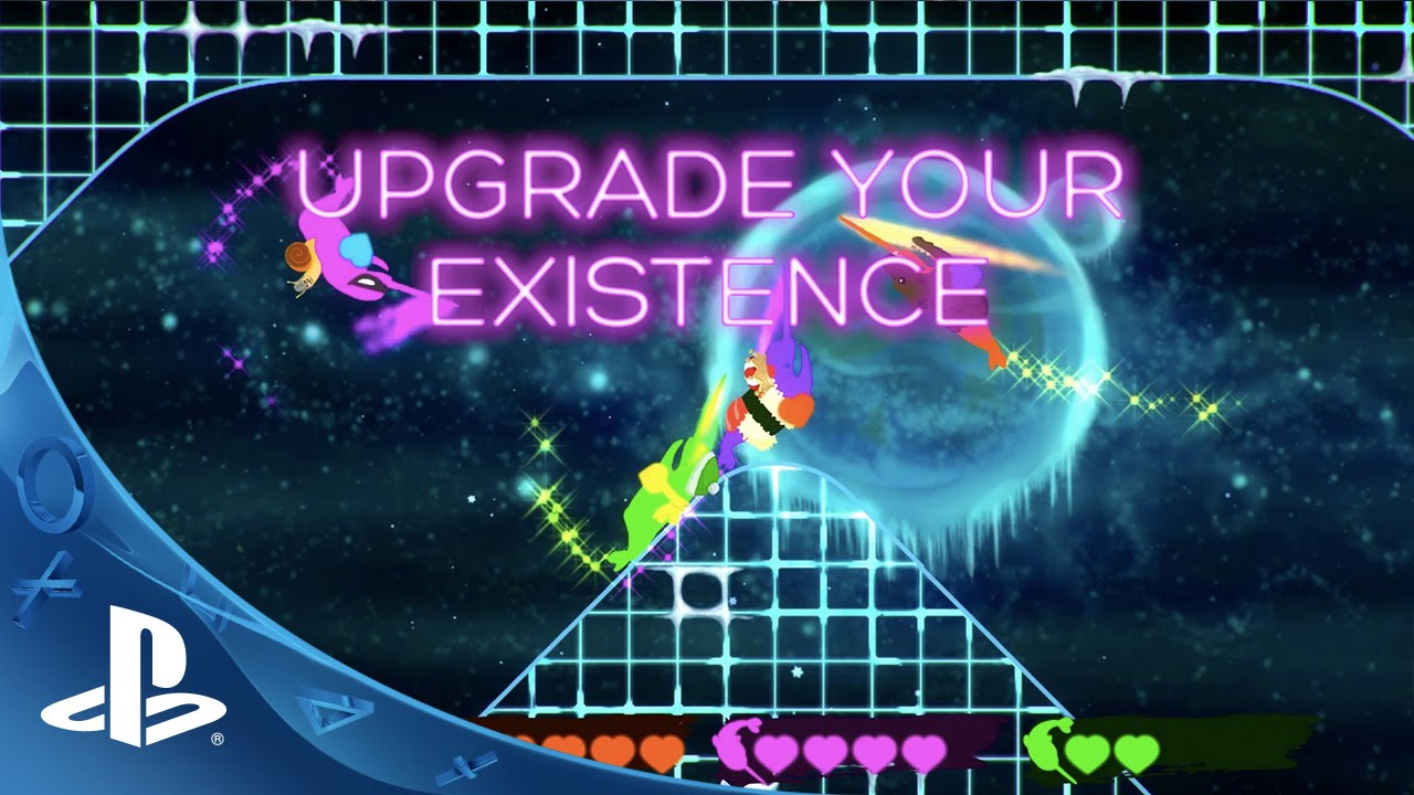 STARWHAL Out Today: Deep Space Narwhal Combat on PS4, PS3