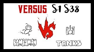 "Project  ""Versus"" - Bombaman vs Tanks | Versus"