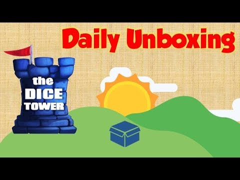 Daily Game Unboxing - January 6, 2018