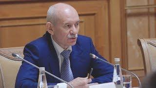 UTV. Рустэм Хамитов подал в отставку. Временно его заменит Радий Хабиров