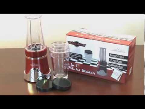 Retro 3 in 1 Drinks Maker