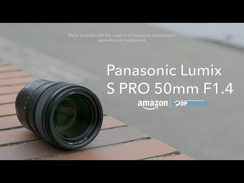 External Review Video ShyOe3sMQ2Y for Panasonic Lumix S Pro 50mm F1.4 Lens (S-X50)