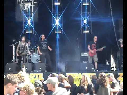 "Mortal Form - The Uprising ""Zwarte Cross 2009"""