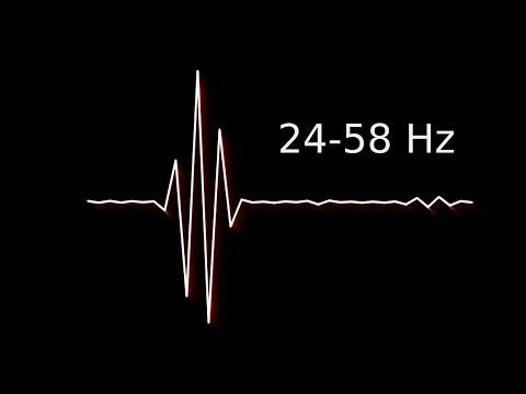 Vibration Bass Test (24-58 Hz)
