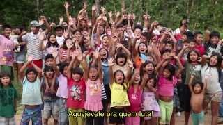 Resistência Guarani SP - Por que ocupamos o Pátio do Colégio?