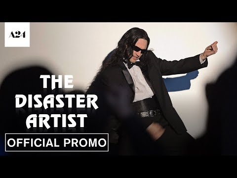 The Disaster Artist | Our Movie | Official Promo HD | A24