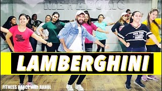 Gambar cover LAMBERGHINI | Dance Fitness Choreography | The Doorbeen Feat Ragini | FITNESS DANCE With RAHUL
