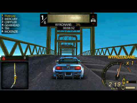 need for speed undercover psp telecharger