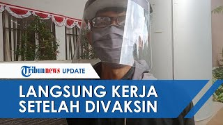 Driver Ojol Jadi Relawan Uji Klinis Vaksin Covid-19, Fadly: Demi Kebaikan Keluarga dan Masyarakat