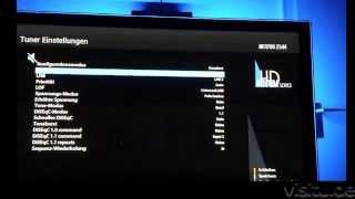 Tutorial: Linux Enigma 2 Satelliten Receiver DISEqC 1.1einstellen