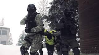 Zajednička Antiteroristička Vježba