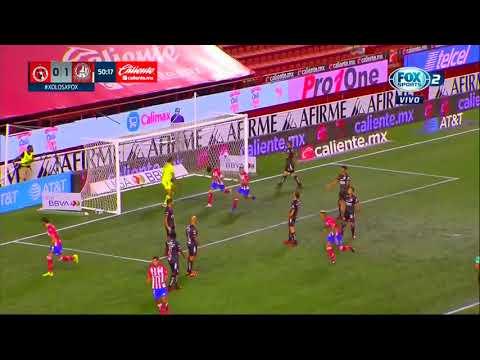 Gol González   Xolos 0 – 2 Atlético San Luis   Liga MX – Guardianes 2020 – Jornada 4   LIGA BBVA MX