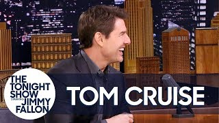 """Tom Cruise Broke His Ankle on an """"Easy"""" Stunt for Mission: Impossible - Fallout"""