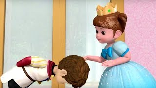 Песенка про первый танец принцессы - Консуни песенка - серия 15  - First Dance - Kids Song