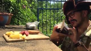 Посылка от подписчиков настоящее Украинское САЛО! Где купить черный хлеб на Пхукете?