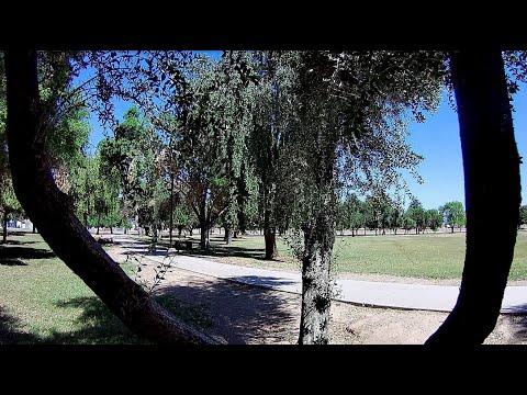 Geprc Cinequeen 4k - FPV Cactus Park on Zeee 650mah 4s Lipo(7+min Flight)