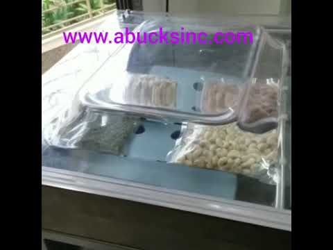 Vacuum Packaging Machine Single Chamber Commercial Model Dz 500 -2d