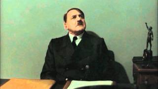 Hitler is informed he's been wearing the same uniform for over 6 years