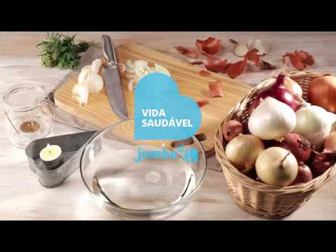 Cozinha com Truques – Cortar cebolas sem chorar