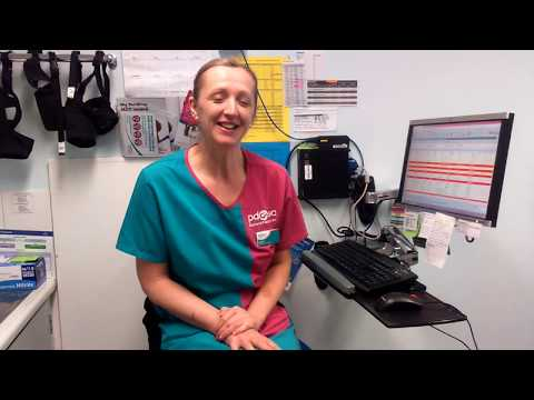 PDSA Vet Rachel Smith explains why she loves her job at the charity's Blackpool Pet Hospital, where she's worked for almost 11 years.