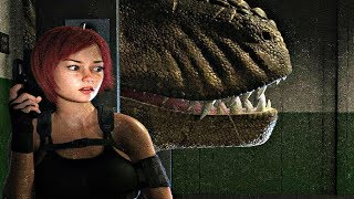 Picture of a game: Dino Crisis