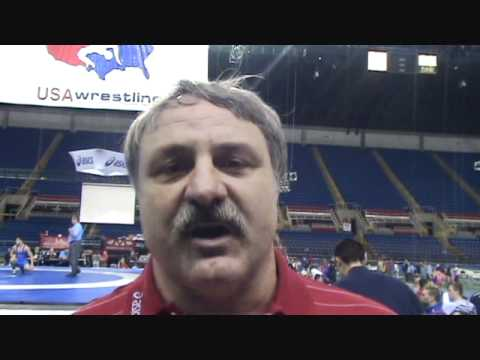 Interview with Bruce Baumgartner about the importance of Junior Nationals
